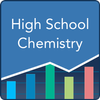 High School Chemistry: Practice Tests & Flashcards-icoon