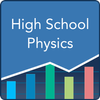 High School Physics: Practice Tests and Flashcards-icoon