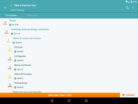 MCAT Prep Ekran Görüntüsü 9