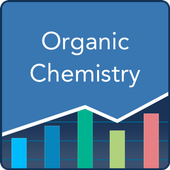 Organic Chemistry: Practice Tests and Flashcards ícone