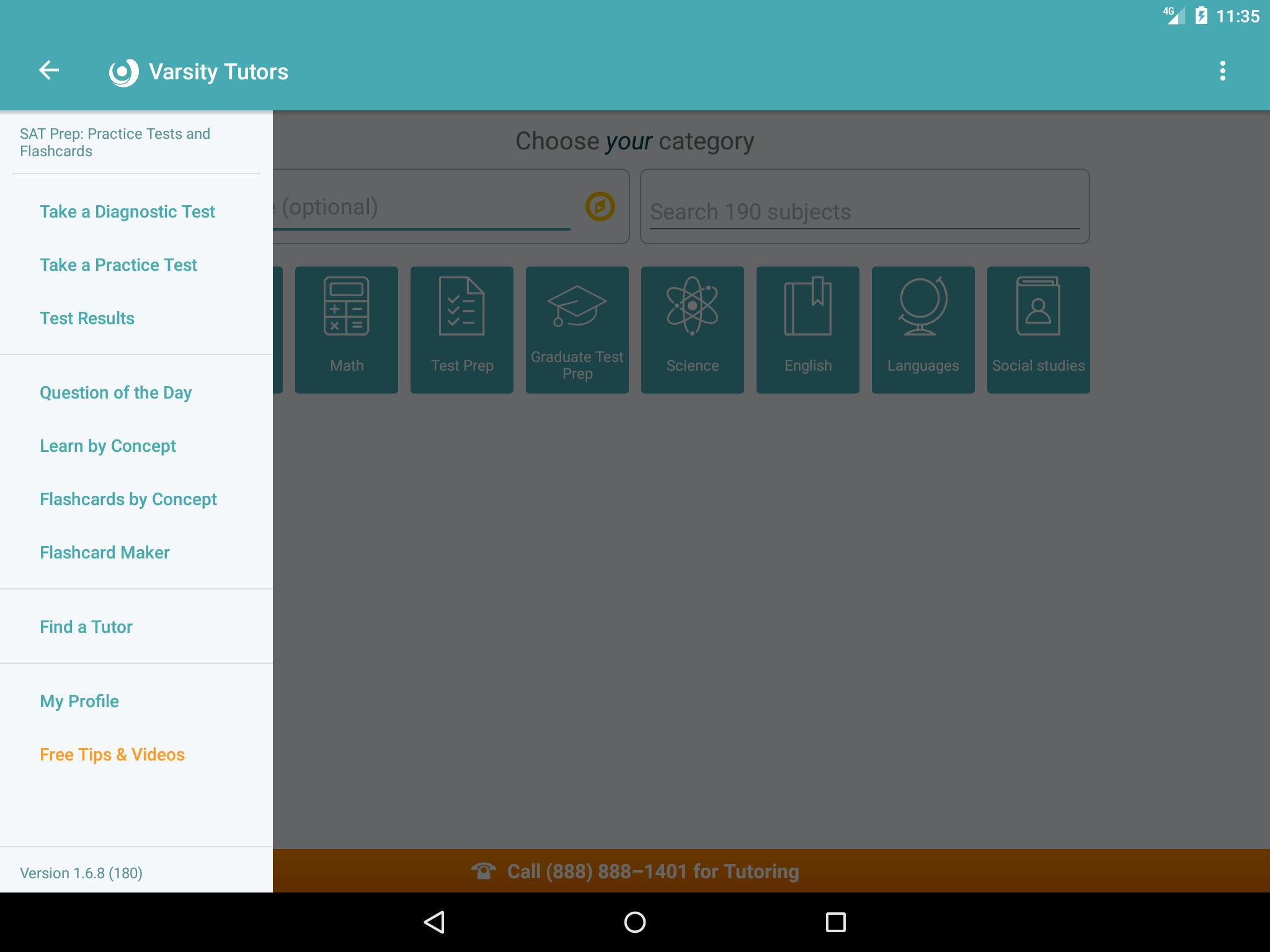 SAT Prep for Android - APK Download