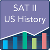 SAT II US History: Practice Tests and Flashcards-icoon