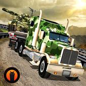 US Army Cargo Transporter: Truck Driving Games icon