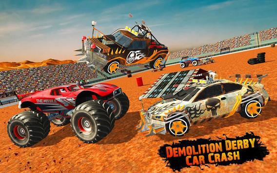 Monster Truck Demolition Derby: Extreme Stunts screenshot 5