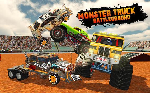 Monster Truck Demolition Derby: Extreme Stunts screenshot 6