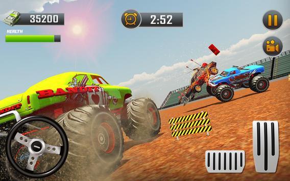 Monster Truck Demolition Derby: Extreme Stunts screenshot 9