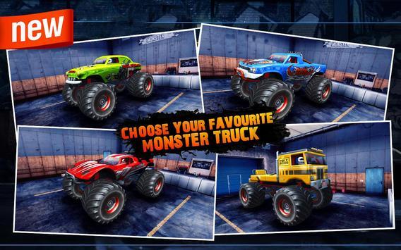 Monster Truck Demolition Derby: Extreme Stunts screenshot 7