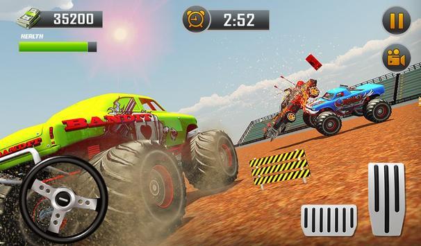 Monster Truck Demolition Derby: Extreme Stunts screenshot 14