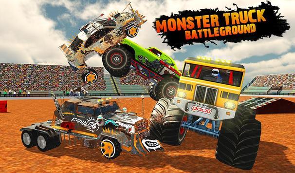 Monster Truck Demolition Derby: Extreme Stunts screenshot 11