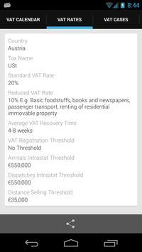 VATlib screenshot 1