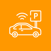 Parking Vattenfall icon