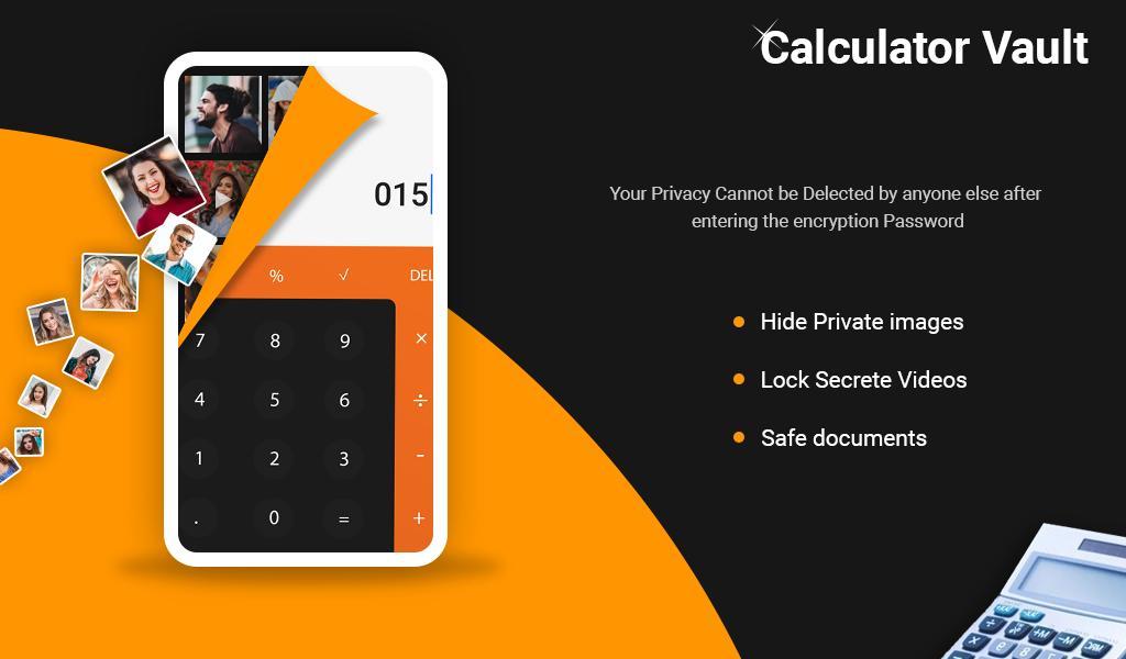 Lock Photos VideoSafe: Hide Private Picture Vault