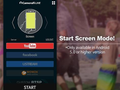 CameraFi Live screenshot 12