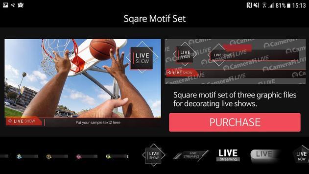 CameraFi Live screenshot 19