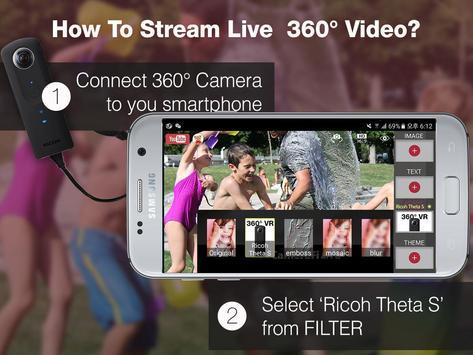 CameraFi Live screenshot 23
