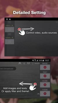 CameraFi Live screenshot 2