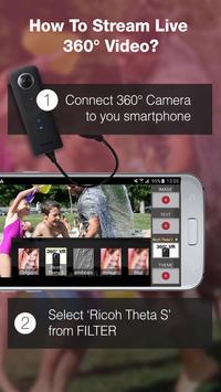 CameraFi Live screenshot 4