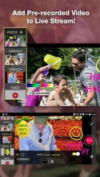 CameraFi Live screenshot 5