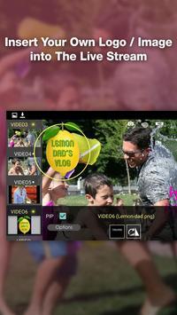 CameraFi Live screenshot 6