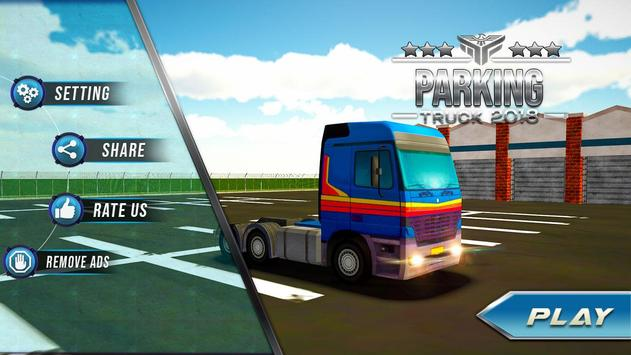 Semi Truck Parking screenshot 3