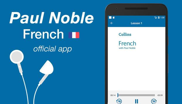 Paul Noble French Audio Course poster
