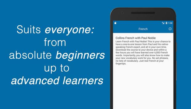 Paul Noble French Audio Course screenshot 2
