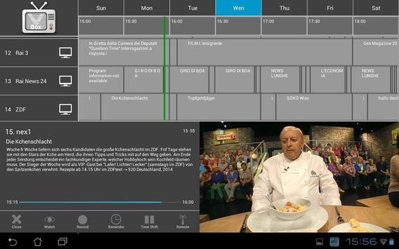 VBox LiveTV Ekran Görüntüsü 8