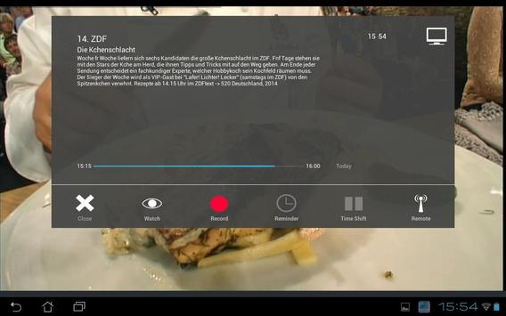 VBox LiveTV Ekran Görüntüsü 10