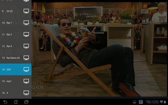 VBox LiveTV Ekran Görüntüsü 11