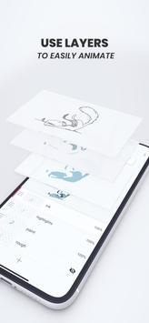 Flipaclip: Cartoon Animation Creator & Art Studio screenshot 3