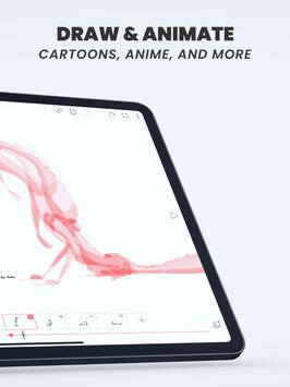 Flipaclip: Cartoon Animation Creator & Art Studio screenshot 8