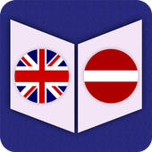 English To Latvian Dictionary icon