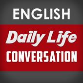 English Conversation Daily Life icon
