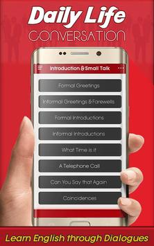English Conversation Daily Life for Android - APK Download