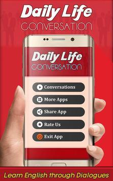 English Conversation Daily Life screenshot 1