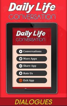 English Conversation Daily Life screenshot 5