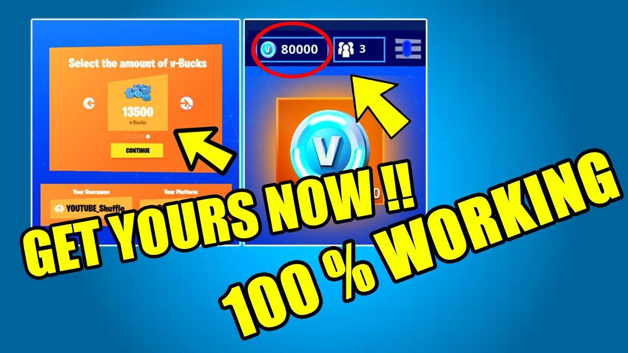 How To Get Free Vbucks New Tips For 2020 For Android Apk Download