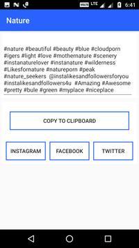 Get more likes + followers hashtag screenshot 4