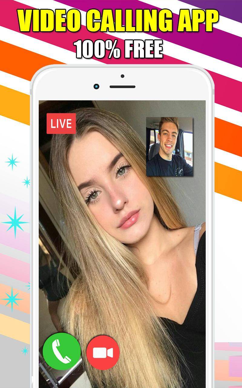 Video Calling Live Chat Random Chat Roulette For Android Apk Download