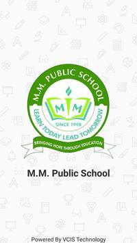 M.M. Public School poster