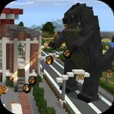 Big Godzilla Mod for MCPE