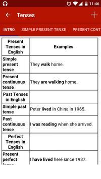 English Grammar 截图 2