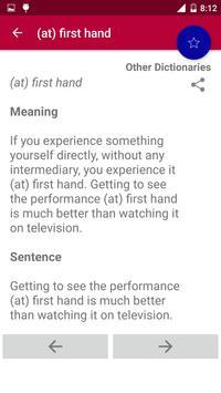 Offline Idioms & Phrases Dictionary screenshot 20