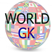 General Knowledge - World GK ikona