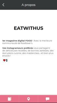 Eatwithus screenshot 1