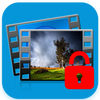 Lock & Hide Videos in Vaulty simgesi