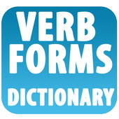 English Verb forms icon