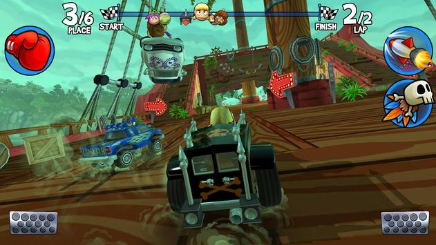 Beach Buggy Racing 2 captura de pantalla 10