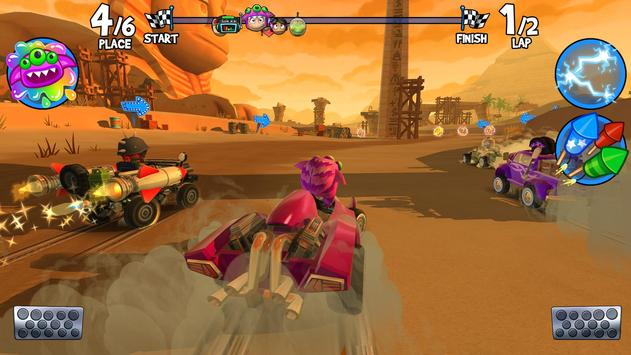 Beach Buggy Racing 2 captura de pantalla 1