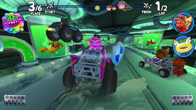 Beach Buggy Racing 2 captura de pantalla 18